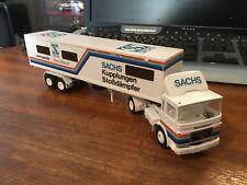 Conrad 1/50 Scale MAN SACHS Service Racing Truck