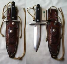 RARE RANDALL MODEL 17 ASTRO with RIVETED SHEATH named to RON BURGY