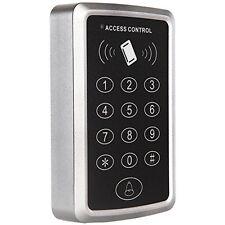 DC12V  3-mode 125KHz 1 Door Proximity RFID Card Access Control password Keypad