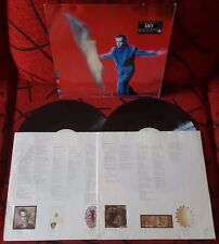 PETER GABRIEL ***Us*** ORIGINAL 1992 UK 1st PRESS 2-LP SET w/ INSERT Genesis