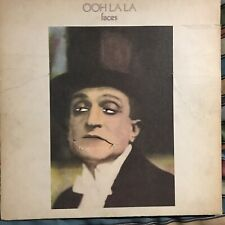 FACES • Ooh La La • Vinile LP • 1973 WB