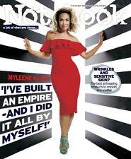 Celebrity August Magazines