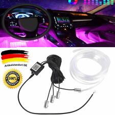 Auto LED RGB Ambientebeleuchtung Lichtleisten Innenraumbeleuchtung Ambiente TT
