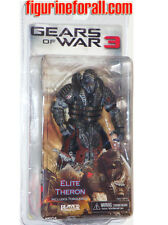 "NECA SDCC 2012 Gears of War 3 ELITE THERON 7"" Action Figure San Diego Exclusive"