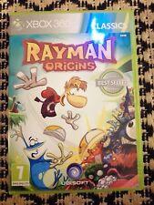 Rayman Origins Classics (Xbox 360), très bon état livraison gratuite