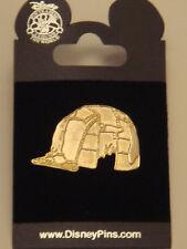Pins Igloo Or lanyard pin series Disneyland Disneyworld NEUF