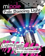 Portable Dancing Pole Led Light,Dancer's Pole Accessories Spice up your Dancing