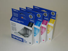 4 Epson original T060 60 printer ink T060120 C68 C88 C88+ X5800F CX3810 CX4800