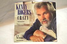 """Kenny Rogers - Crazy - 7"""" Vinyl RCA Records - Picture Sleeve"""
