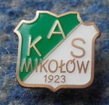 AKS MIKOLOW POLAND FOOTBALL FUSSBALL SOCCER 2000's PIN BADGE