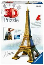 Eiffel Tower 216 piece 3D Jigsaw Puzzle for Adults & Kids