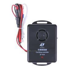 Car Truck Ultrasonic Pest Mouse Rat Rodent Control Repeller Controller Deterrent