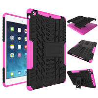 Shockproof Heavy Duty Armor Protector Case Cover For 2017 iPad Pro 9.7 Air 2 XX