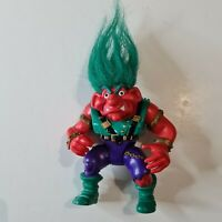 Troll Warriors Action  Figure Vegar the Champion 1992 APPLAUSE
