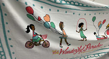 New Vintage Matilda Jane Plush Beach Towel. Nwt. Wonderful Parade