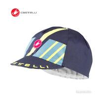NEW 2020 Castelli HORS CATEGORIE Cycling Cap : DARK STEEL BLUE - One Size