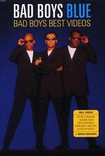 "BAD BOYS BLUE ""BAD BOYS BEST VIDEOS"" DVD NEW+"