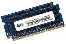 OWC Owc1600ddr3s16p 16gb Ddr3 1600mhz So-dimm Dual Memory Module