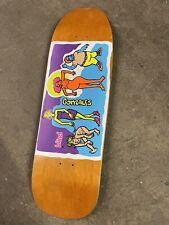 Old School Reissue Mark Gonzales Blind Skateboards Skateboard Deck Minor Blems