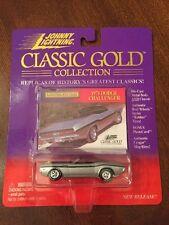 Johnny Lightning Classic Gold 1971 Dodge Challenger Diecast 1:64 MISP