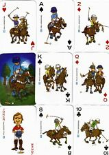 POLO PLAYING SPANISH SUIT PLAYING CARDS FROM ARGENTINA, BRAND NEW, MODERN