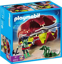 Playmobil 4802 Ghost Pirate with Shell Cannon