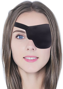 FCAROLYN 3D Eye Patch to Treat Lazy Eye/Amblyopia/Strabismus Left