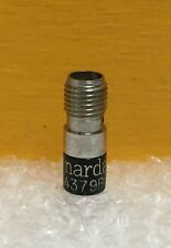 Narda 4379BF DC to 18GHz, 0.5W, 1.05:1 VSWR, SMA, Fixed Coaxial Load-Termination