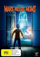 Mars Needs Moms * NEW DVD * (Region 4 Australia)