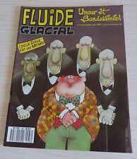 BD BANDE DESSINEE MENSUEL FLUIDE GLACIAL N° 136 EO OCTOBRE 1987