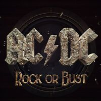 AC/DC - ROCK OR BUST  CD NEU +++++++++++++++++++++++++++++++++