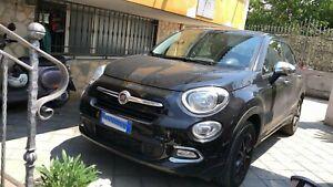 For Fiat 500x Car Accessories Chrome Front  Light Cover Foglight Lamp Sticker