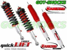 RANCHO RS999915/RS5319 QUICKLIFT FRONT/RS5000 REAR SHOCK KIT FOR TOYOTA TACOMA