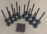 LE9 2000-2012 2.2//2.4 EcoTech L61 LAT-Hybrid Valves /& Seals Set LE5