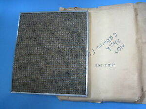 New Old stock hood Nash cabin air filter 3134197
