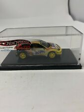 Hot Wheels SEMA Edition Focus ZX3 Vehicle Personalization Model