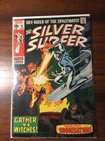 Marvel Comic Silver Surfer # 12 FN