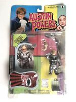 VINTAGE NEW IN PACKAGE-MOON MISSION MINI ME-AUSTIN POWERS ACTION FIGURE