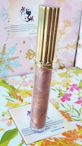 Estee Lauder Pure Color Envy Kissable Lip Shine Gloss 115 FLASH FIRE Full-Size