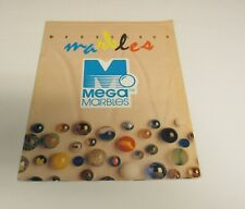 1993 Vacor Toy Fair Catalog Folder Marbles with Order Form
