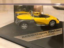 Vitesse Scale Renault Sport Spider Salon de Geneve 1995 diecast model car