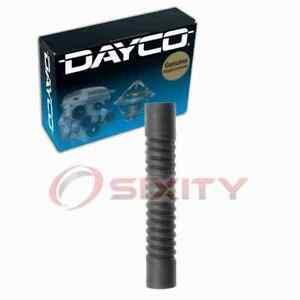 Dayco Upper Radiator Coolant Hose for 1936-1937 Cadillac Series 85 Belts up