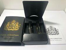 Clive Christian X - Masculine & X - Feminine Duo Eau de Parfum Travel sample set