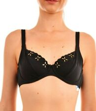 Parah Bikini Saint Tropez Blu Coppe con ferretto Non imbottite listino € 167
