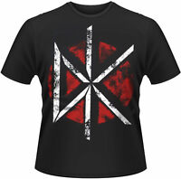 DEAD KENNEDYS Classic Distressed Band Logo T-SHIRT OFFICIAL MERCHANDISE