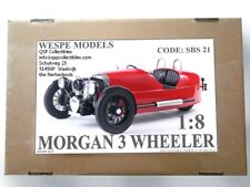 Wespe Models, Kit Morgan 3 Wheeler 2011 1:8