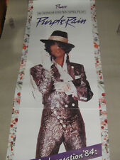 PURPLE RAIN - Prince - XXL Plakat Poster - SELTEN - VERY RARE GIANTSIZED