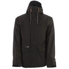 HOLDEN Men's VARSITY Snow Jacket - Black - Large - NWT