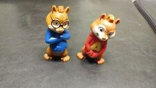 McDonald's Canada 2010 Alvin and the Chipmunks- The Squeakquel toys