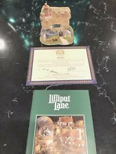 Lilliput Lane 1996 Loxdale Cottage with Box and Deed